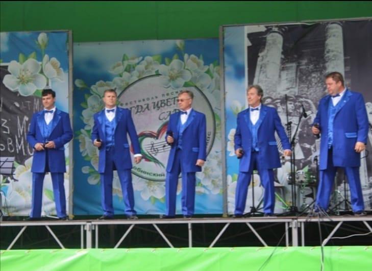 Петровчане приняли участие в песенном фестивале и стали его дипломантами
