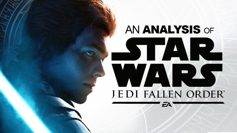 A Critique of Star Wars Jedi Fallen Order