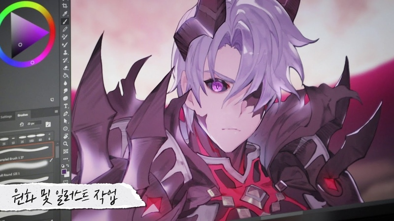 Special Fallen Fate Dev Sketch 개발 스케치