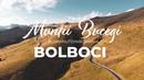 Un minut din Romania - Muntii Bucegi, Lacul Bolboci 4K