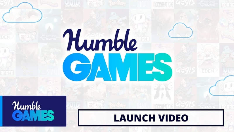 Humble Games Launch Video