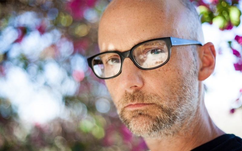 Moby ''My Only Love''