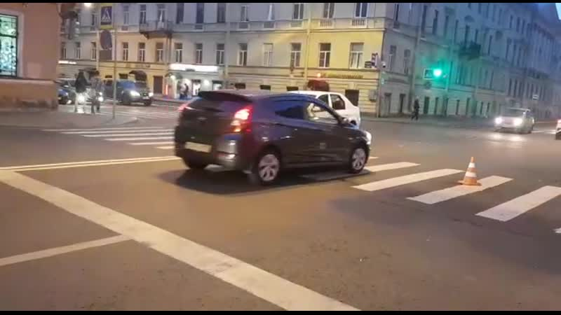 Авария на Римского-Корсакова