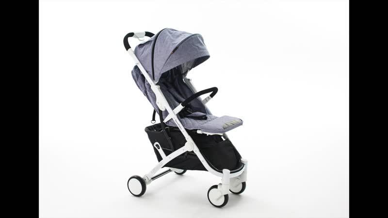 Детская коляска BabyZz D200