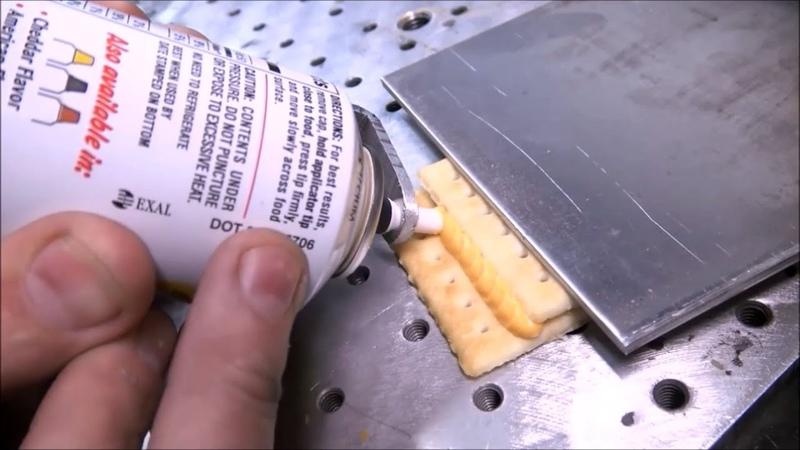 Great Beginner Intermediate Welding Practice No Welder Required Cheese welds