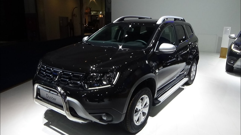 2019 Dacia Duster Comfort SCe 115 Exterior and Interior Auto Show Brussels 2019