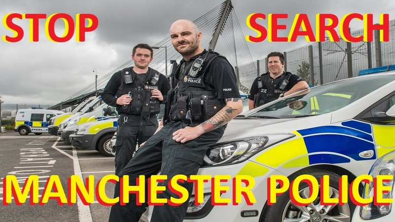 EXCLUSIVE Manchester Police Claims MEMO To ALL Officers NOT TO STOP AND SEARCH BAME Suspects