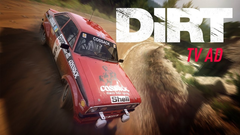 DiRT Rally 2.0 | TV Ad | Rise to the Challenge [UK]