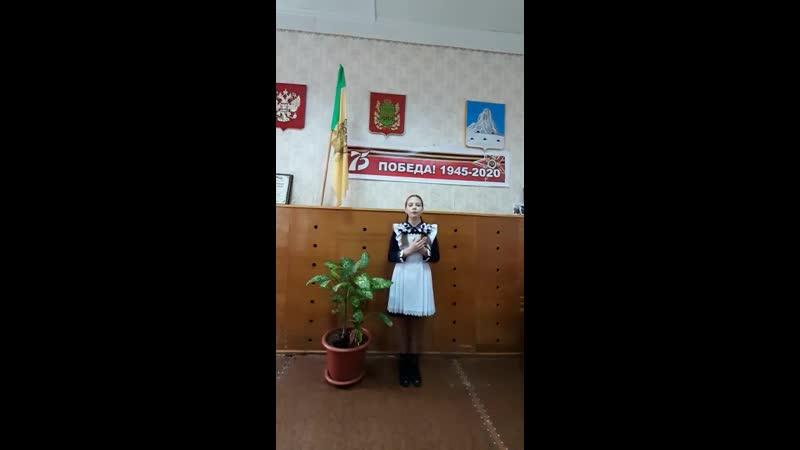 Буянина Анастасия МБОУ СОШ с Наровчат Илья Туричин Крайний случай