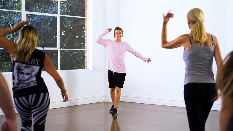 Britney Bitch 10 Min Dance Class