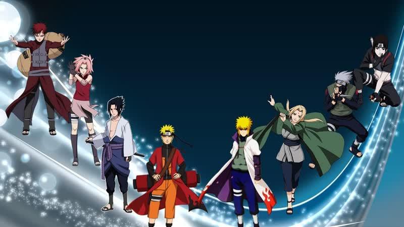 Naruto Shippuuden 2 Сезон Озвучено от AniDub