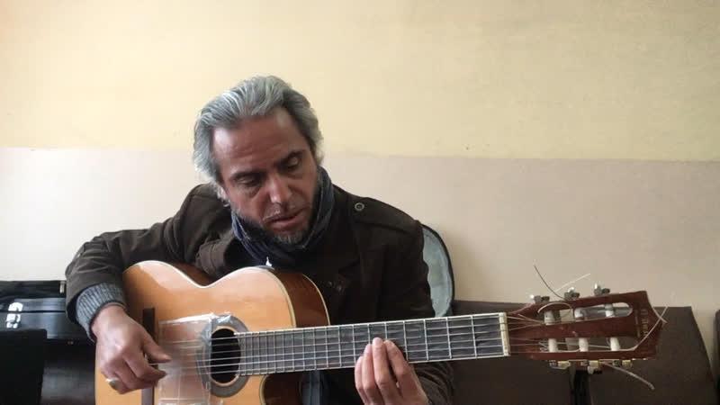 Tuyo-Narcos Theme Radrigo Amarante (русский перевод)-cover Garri Pat