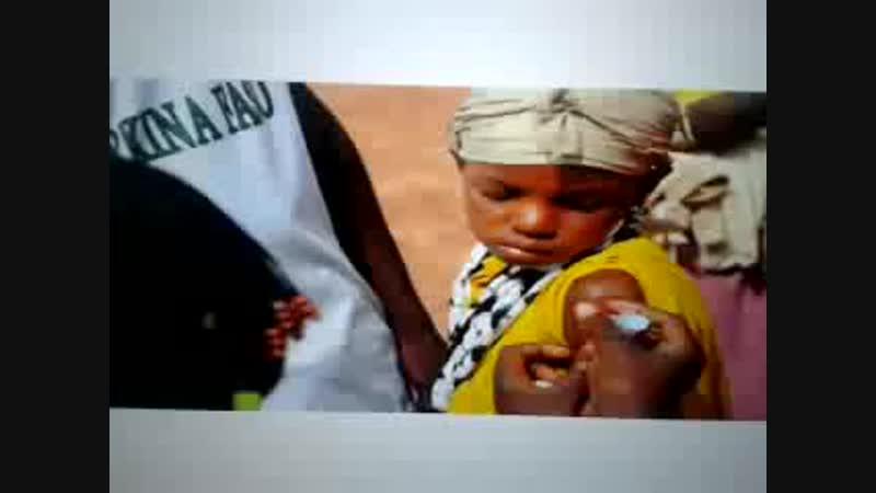 Campagnes de vaccinations et stérilisations des populations Africaines