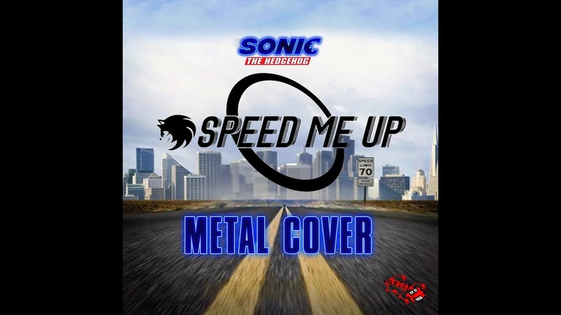 Speed Me Up METAL Sonic Movie DavidKBD and Unai Iglesias Lecuona