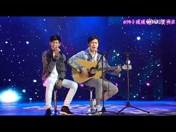 คริส สิงโต Krist Singto 5 Lost Stars New Fanmeet in Nanjing 170423