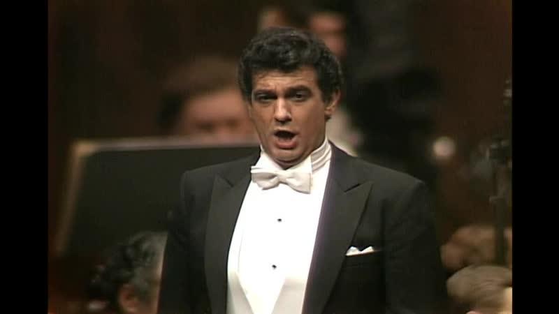 In Concert At The MET - Plácido Domindo, Sherrill Milnes, Tatiana Troyanos, James Levine, 1982-1983