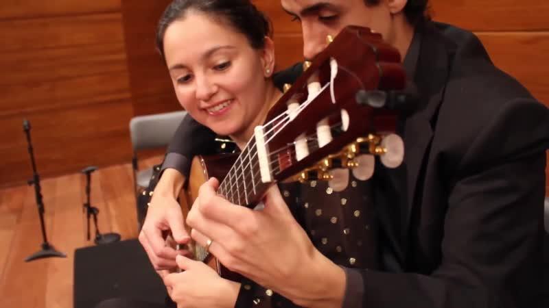 Duo Siqueira Lima - Tico Tico (Live 2016) ᴴᴰ