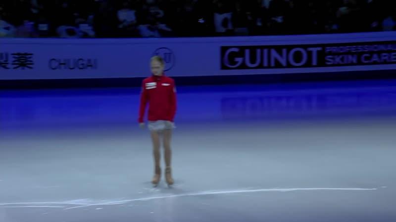 Ladies Short Program ISU Grand Prix Final Torino 2019 @GPFigure Full HD