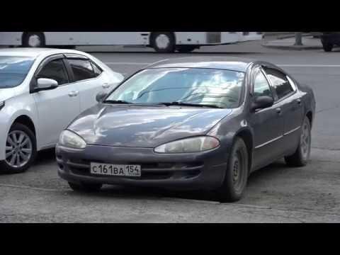 Car Spotting in Russia American Cars July 2020 Новосибирск Vol 01