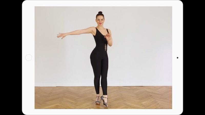 Bachata Solo dla kobiet z Lianą Anną Lewińską– kurs online dostępny na salsakings.pl