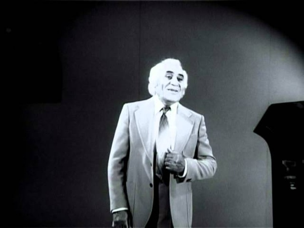 Avag Petrossian - Yis Qou Ghimeten Chim Gidi