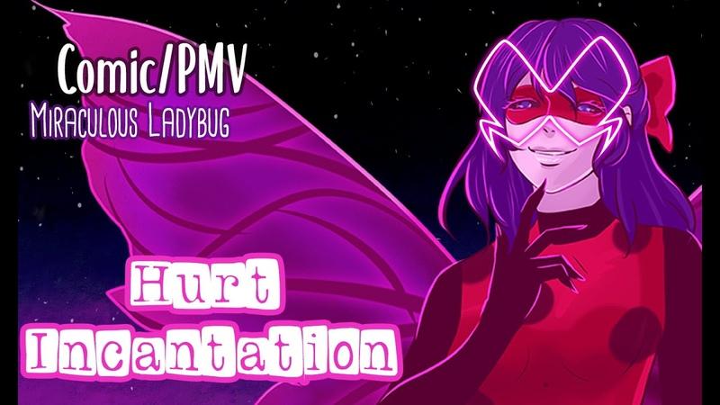 Hurt Incantation Comic PMV Miraculous Ladybug Annapantsu Cover Tangled