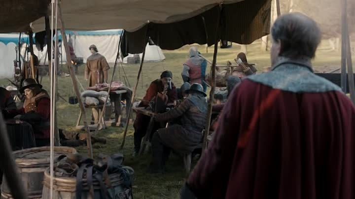 Пустая Корона Война Роз 1 пьеса Генрих VI часть 1 Исторический минисериал 2016