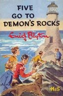 Five Go To Demons Rocks - (Famous Five Collection)