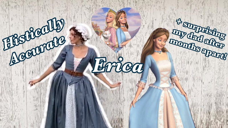 Making Historically Accurate Princess The Pauper Costumes Pt 1