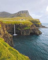 Можно бесконечно смотреть на фотографии Фарерских островов