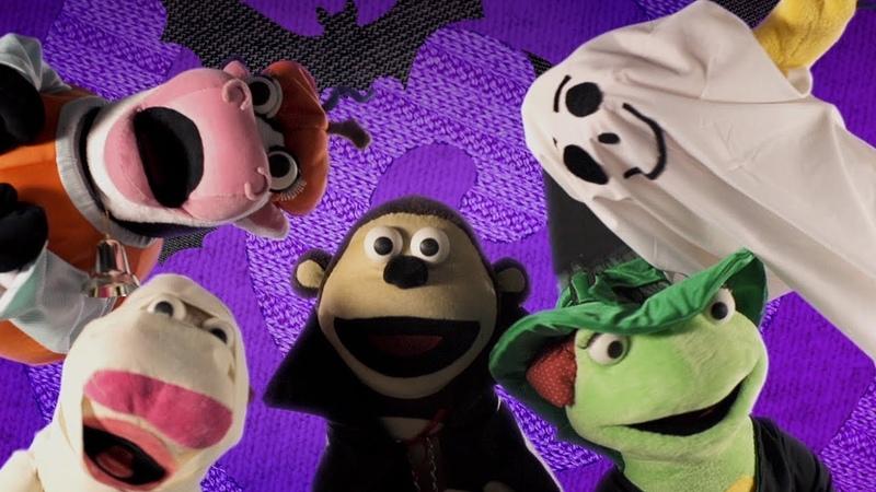 Mix Halloween Compilado Mono Bubba y sus Amigos