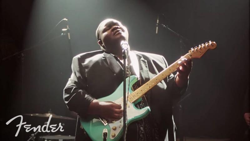 "Christone Kingfish"" Ingram Covers I Put A Spell On You"" Vintera Series Fender"
