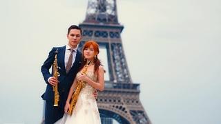 Flower duet - Valentin Kovalev & Aiwen Zhang (Lakm de L. Delibes)