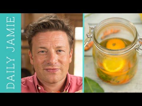 LET'S TALK ABOUT TEA Jamie Oliver