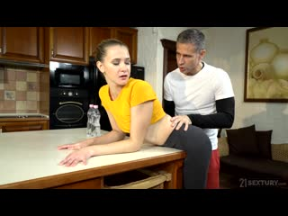 Ivi Rein - Bumping Into Her Ass порно porno