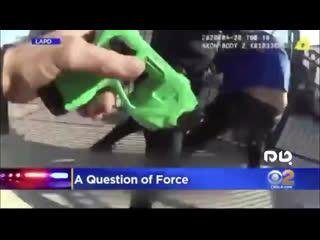 Полиция сша продолжает жестко арестовывать чернокожих протестующих