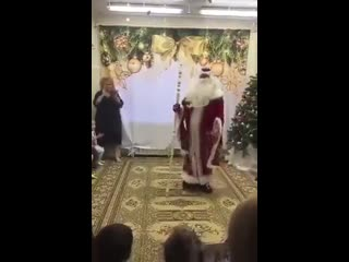 Дед Мороз после Red