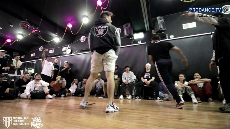 Team Cream vs Breakin' Borders SEMI FINAL World BBoy Classic Australia 2020