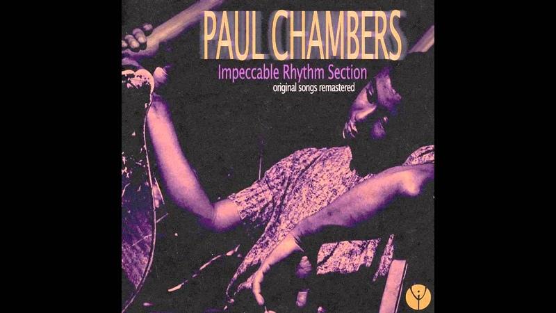 Paul Chambers John Paul Jones 1956