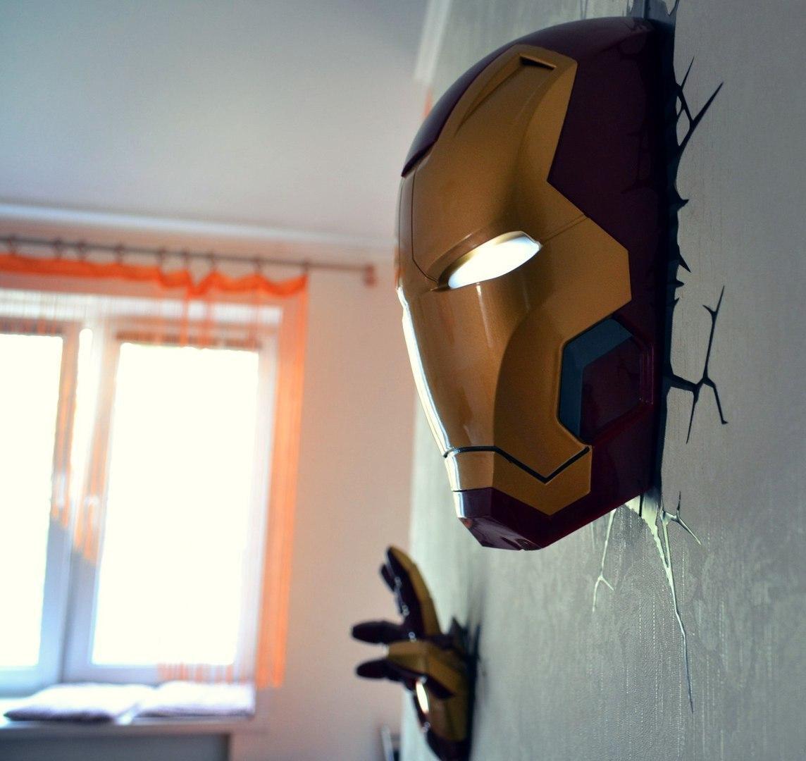 Супергеройские светильники -