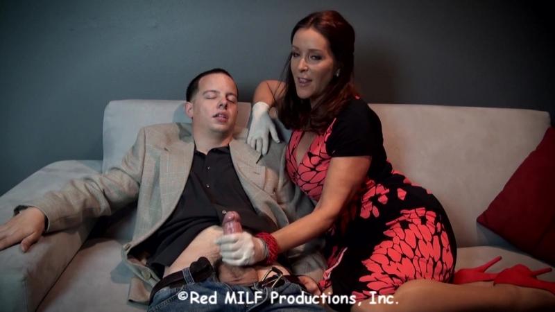 видео прекрасной дамочки, учит дрочить и шикарно трахается.