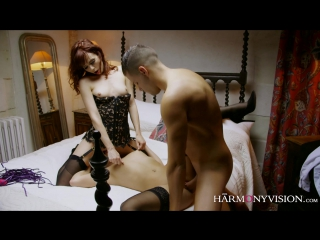 Alessandra Jane, Ariel Rebel - A Lustful Threesome [2017 г., 1080p]