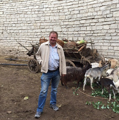 Олег Панкратов