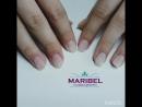 Наращивание ногтей гелем с покрытием гель-лак от студии красоты MARIBEL 533-400. г.Барнаул