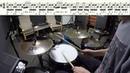 4 Bars Kick Snare Hat Drum Solo