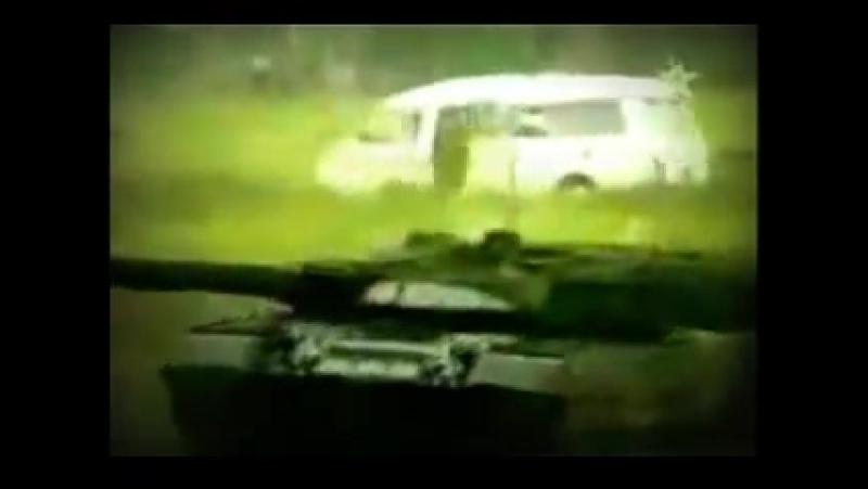 СДЕЛАНО В РОССИИ Танк -Т-95 - Черный орел И