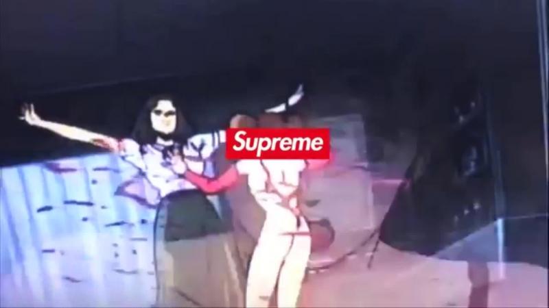 Toshio Maeda for Supreme