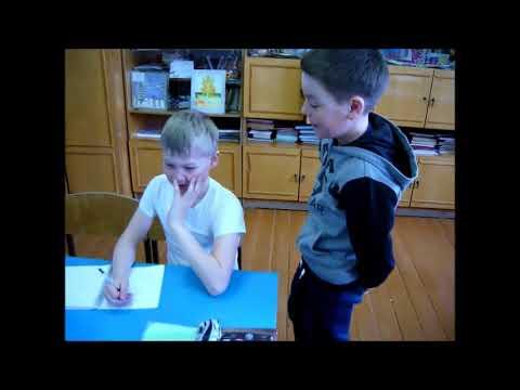 3 место – Милосердие, Яценко Прохор, Осипов Сергей (4 класс, 10 лет)