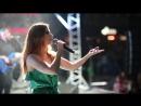 Юлия Савичева - Если в сердце живет любовь (Динской район, 11.06.2018 г., Фонтанная площадь )