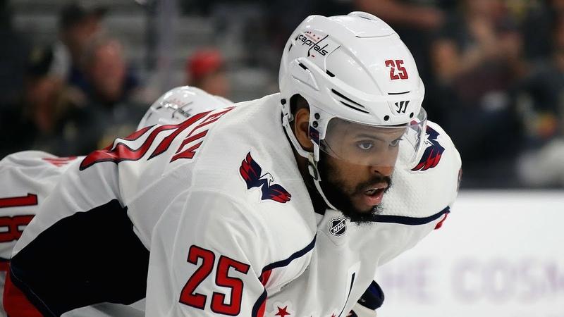 Devante Smith Pelly All 7 goals 2018 Stanley Cup Playoffs